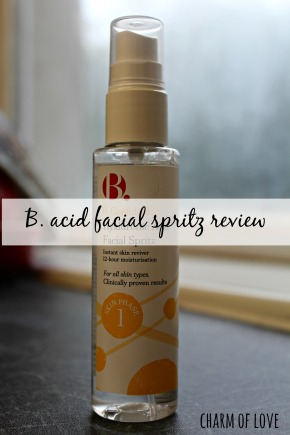 B. Hyaluronic Acid SpritzReview